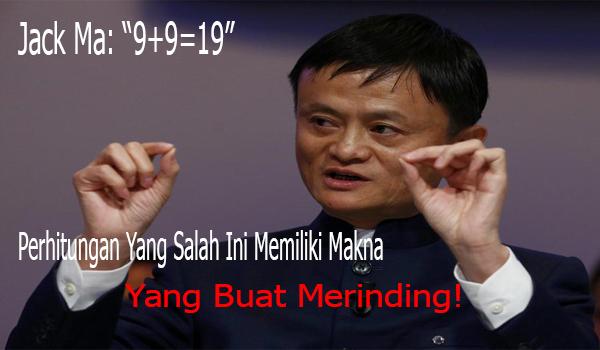 Jack Ma 9 9 19 Ma Di Protes Oleh Semua Orang Tapi Akhirnya Mereka